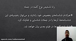 معنا و اقسام کلمه در زبان عربی