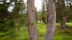 فیلم پهپادی از طبیعت