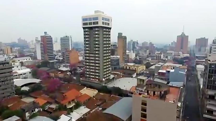 شهر آسونسیون - کشور پاراگوئه