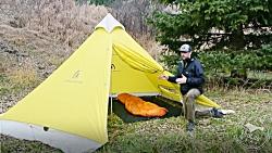 Sierra Designs Mountain Guide Tarp Review