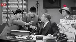 سه کله پوک - به این میگن کلک مرغابی - کمدی کلاسیک
