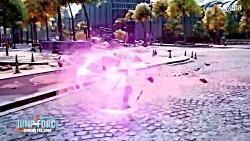 نمایش Jump Force در X018
