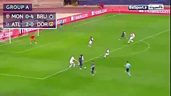 مروری بر بازی های هفته چهارم لیگ قهرمانان اروپا