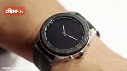 معرفی ویدیویی ساعت W7 LG watch