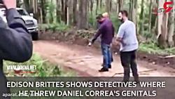قتل فجیع فوتبالیست برزیلی در مهمانی زن و شوهر منحرف