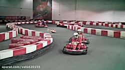 بازی Mario Kart در دنیای واق...