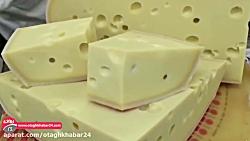 آیا پنیر واقعا باعث خنگ...
