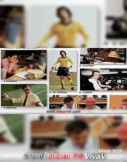 12 لغت آموزشی شغل ها(۱)
