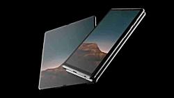 کانسپت بسیار زیبا از گوشی تاشدنی Galaxy F سامسونگ