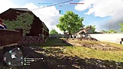گیم پلی انلاین battlefield 5(v)