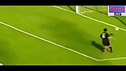 کمدی ترین صحنه های فوتبال