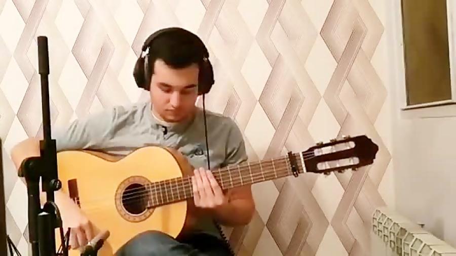 قسمتی از Reino de Silla اثر Vicente Amigo گیتار شروین روزبهی.mov