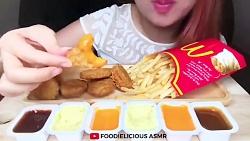 چالش غذا خوری#_#