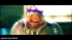 آنونس فیلم سینمایی «لاک پشت های نینجا : خارج از سایه ها»