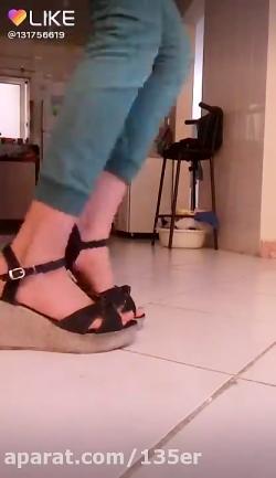 چالش کفش