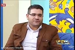 صحبتهای دکتر فرهاد حریری اکبری در رابطه با نقش فناوری اطلاعات در سلامتی جامعه