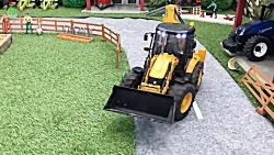 چالش های ماشین های کنترلی در مزرعه