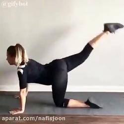 حرکات ورزشی در بارداری
