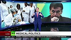 Brazil's Bolsonaro Insults Cuban Doctors