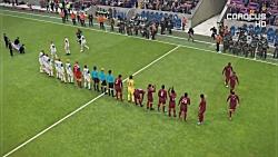 بازی PES 2019 - بازی دوستان...