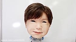 کودک-ربات اندرویدی ژاپ...