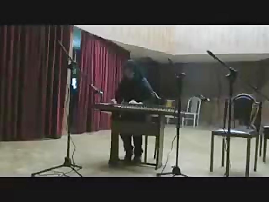 تکنوازی ساز قانون درسا سادات موسوی مدرس قانون آموزشگاه موسیقی فریدونی1.mp4
