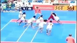 حرکت زیبای داور کره ای ...
