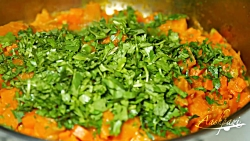 Pumpkin Stew (Ghalieh Kadoo) Recipe