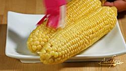 Corn (Side) Recipe 4K