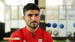 اختصاصی   مصاحبه امیر عابدزاده با دوربین نود