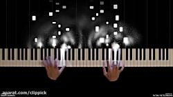 اجرای پیانو آهنگ  Light of t...