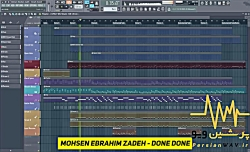 Mohsen Ebrahim Zadeh - Done Done [Instrumental Beat] FL Studio