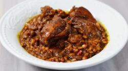 طرز تهیه طرز تهیه مرغ ناردونی، یکی از خوشمزه ترین خورشتهای سنتی شمال
