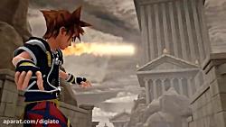 تریلر جدید Kingdom Hearts 3 منتشر شد