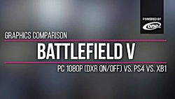 Battlefield 5 – PC DXR on/off vs. PS4 vs. Xbox One بررسی گرافیکی بازی
