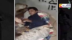 تصاویری از لحظه ربوده شدن مرزبانان ایرانی در مرز میرجاوه