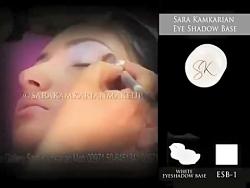 آرایش عروس ایرانی,آرایش عروس, آموزش آرایش ملایم