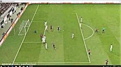 لیگ 2 یووه - بارسلونا