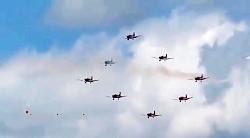 نهمین نمایشگاه هوایی جزیره کیش