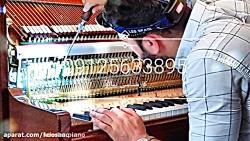 کوک و رگلاژ انواع پیانو ۰۹۱۲۵۶۳۳۸۹۵