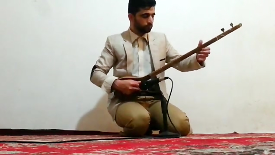 سرزمین من داود سرخوش سهتار عبدالهادی توخی هنرجوی غیرحضوری نیما فریدونی هرات افغانستان