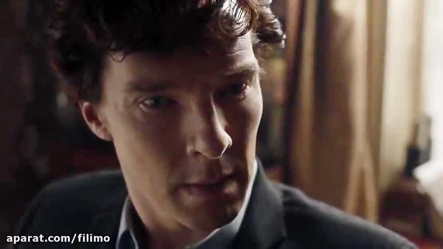 آنونس سریال شرلوک