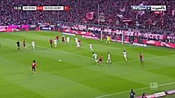 خلاصه بازی بایرن مونیخ 3-3 دوسلدورف (HD|دبل مولر)