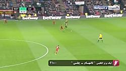 خلاصه بازی واتفورد 0-3 لیورپول
