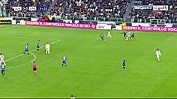 خلاصه بازی یوونتوس 2-0 اسپال (HD)