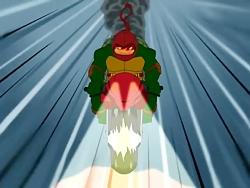 کارتون لاکپشت های نینجا فصل اول قسمت 25