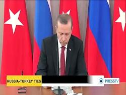 Russia's Putin, Turkey's Erdogan hold ...