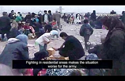 Syria's war against Terror