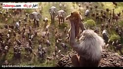 اولین تریلر رسمی لایو اکشن «شیرشاه» دیزنی