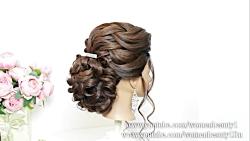 مدل موی زنانه برای مراسم عروسی